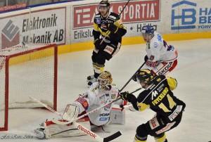 Frycklund gör mål mot Oskarshamn