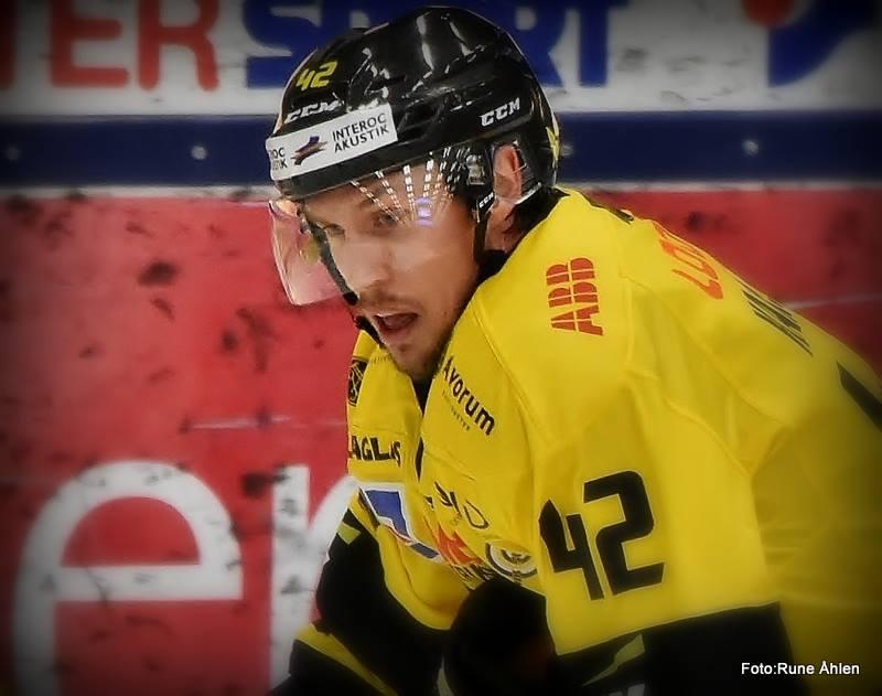 Simon Karlsson har haft en tuff säsong efter att ha missat två säsonger. FOTO: RUNE ÅHLÉN