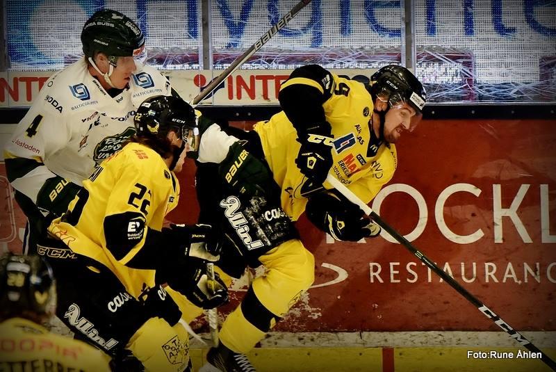 Frycklund gjorde sin kanske bästa match någonsin i VIK. FOTO: RUNE ÅHLÉN