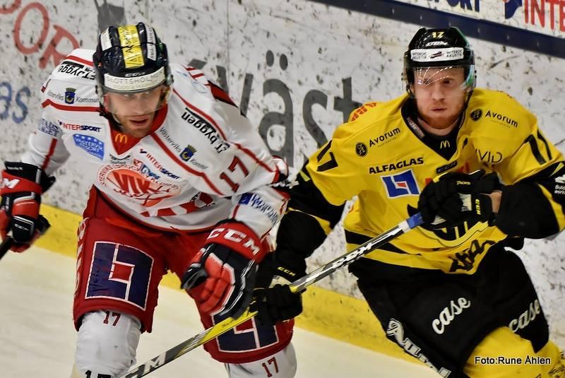 Fish vill ha revansch efter Västervik. FOTO: RUNE ÅHLÉN